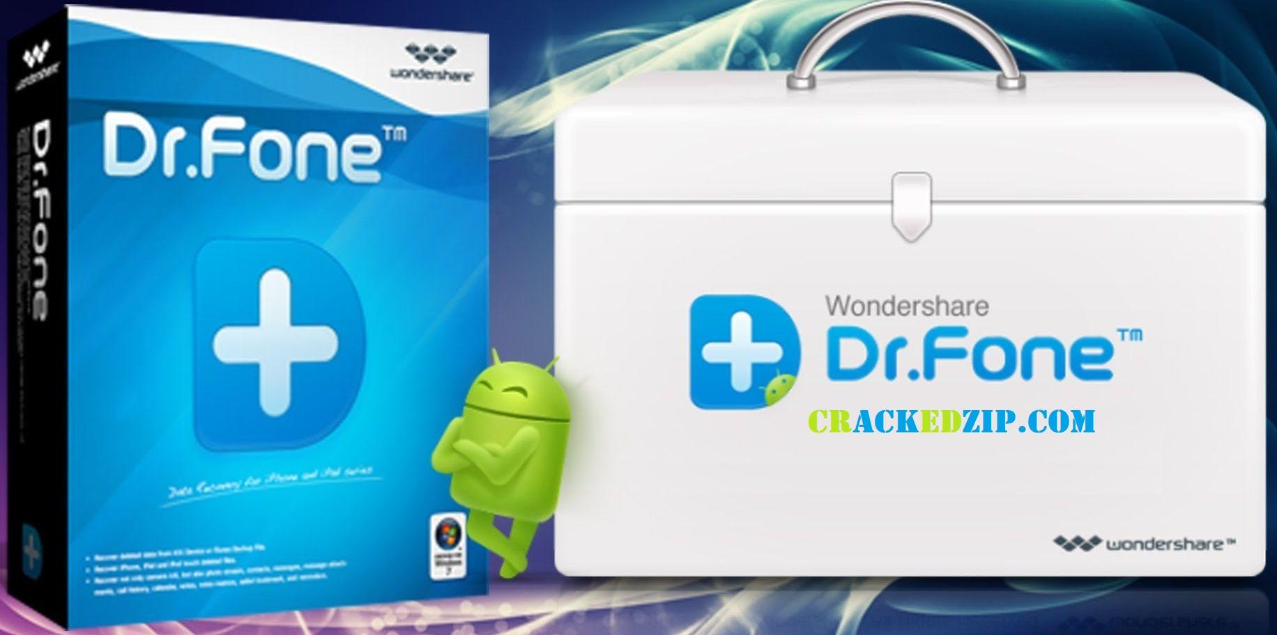 Wondershare Dr.Fone Crack-min